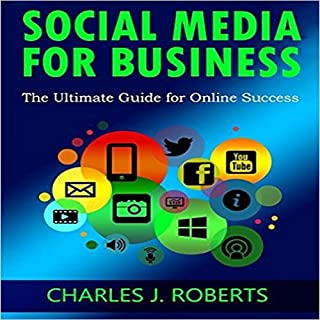 Social Media for Business cover art
