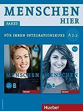 Menschen hier A2/2. Paket: Kursbuch mit DVD-ROM und Arbeitsbuch mit Audio-CD: Deutsch als Zweitsprache / Paket: Kursbuch