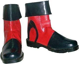 DUNHAO COS Anime Yu-Gi-Oh! GX Vrains Jaden Yuki Cosplay Custom Shoes Boots