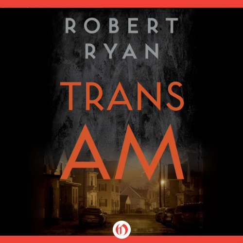 Trans Am audiobook cover art