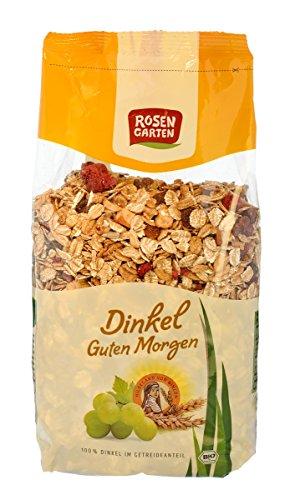 Rosengarten Dinkel-Müsli
