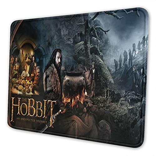 Hobbit Mouse Pad 7.9 x 9.5 en tapete de mesa para juegos, cómoda alfombrilla de ratón, alfombrilla de ratón de escritorio, oficina, aprendizaje, juego