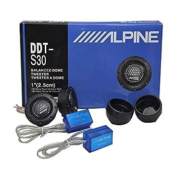 MoRan Professional car high Fidelity Stereo Speaker DDT-S30 Tweeter car Modified car Audio Silk