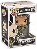 Funko John 'Soap' MacTavish 11849 - Figura de vinilo, seria Call of Duty