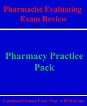 Pharmacist Evaluating Exam Review - Pharmacy Practice Pack