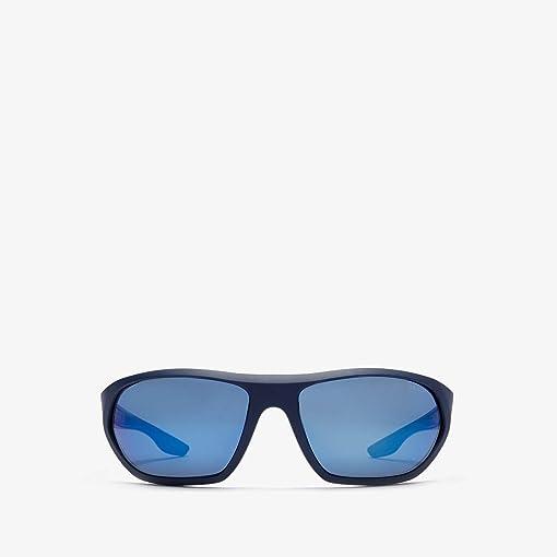 Matte Blue/Blue Mirror Multilayer
