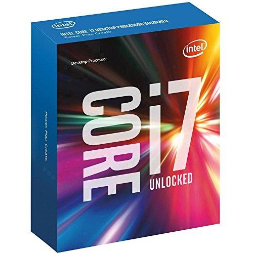 Intel Core i7 i7-6700K 4 x 4.0GHz Quad Core Prozessor (CPU) Boxed Sockel 1151 91W
