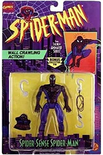 hermoso Spider-Man  The The The Animated Series Spider Sense Spider-Man Action Figure  comprar barato
