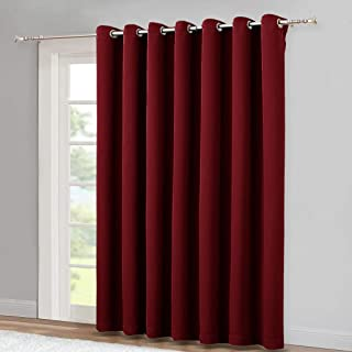 Amazon.com: Red - Panels / Draperies & Curtains: Home & Kitchen
