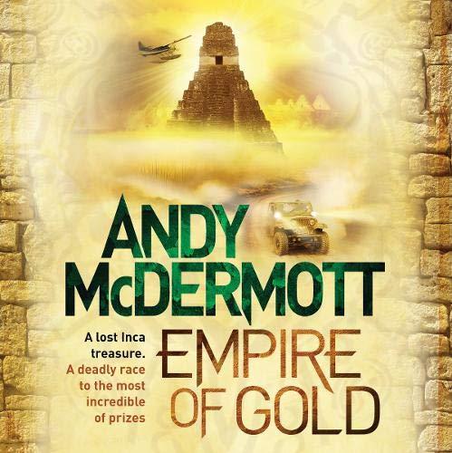 Couverture de Empire of Gold