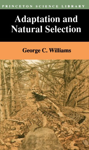 Adaptation and Natural Selection (Princeton Science Library)