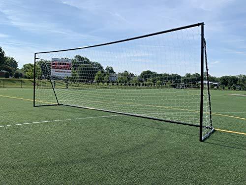 Vallerta 24 x 8 Ft.Regulation Size Soccer Goal