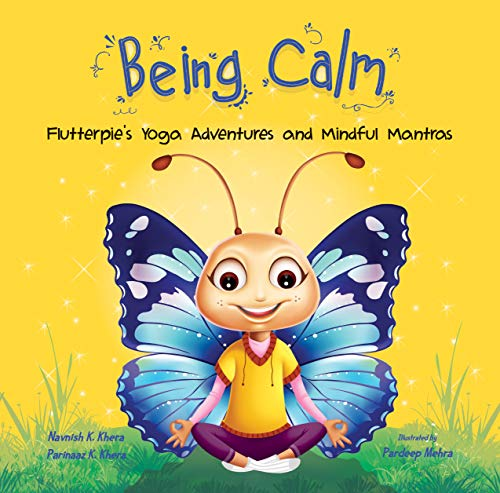 Being Calm by Khera, Navnish Kaur ebook deal