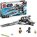 LEGO Star Wars Resistance Black Ace TIE Interceptor Building Kit