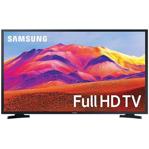Samsung 108 cm (43 inches) Full HD Smart LED TV UA43T5770AUXXL (Black-Hair Line) (2020 Model)