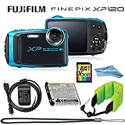 FujiFilm FinePix XP120 – Most Waterproof