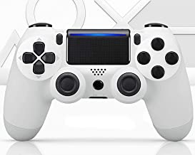 $27 » PS4 Controller Wireless Bluetooth Gamepad [Upgrade Version], Touch Panel Gamepad for PS4/3/Pro/Slim/PC with Dual Vibratio...