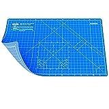 ANSIO Base De Corte A3 Doble Cara Auto Curación 5 Capas Para Costura y Manualidades -...