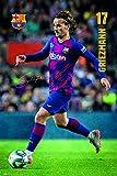 Grupo Erik - Póster Griezmann FC Barcelona 2019/2020 (91,5 x 61 cm)