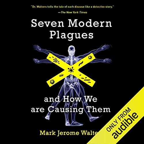Seven Modern Plagues audiobook cover art