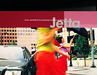 vw jetta brochure
