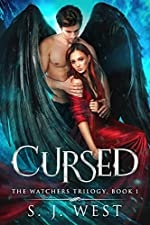 Cursed (Book 1, The Watchers Trilogy) - Young Adult Paranormal Angel Romance