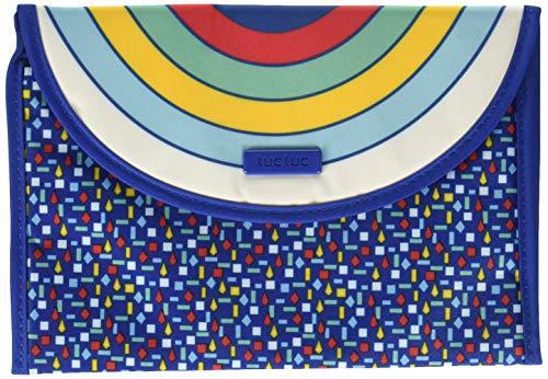 Tuc Tuc Enjoy & Dream - Porta documentos, niños, color azul