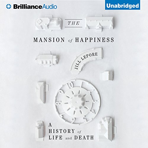 The Mansion of Happiness audiobook cover art
