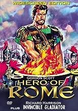 Hero of Rome/Invincible Gladiator by Richard Harrison