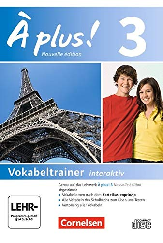 À plus ! - Nouvelle édition / Band 3 - Vokabeltrainer auf CD-ROM