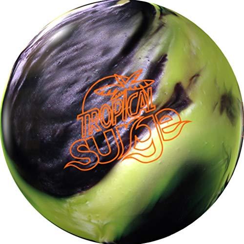 Storm Unisex's Tropical Surge Yellow/Black 13lb Bowling Ball, Mul