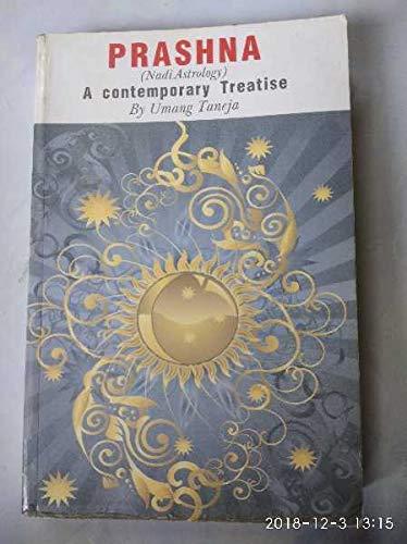 Prashna - A Contemporary Treatise (Nadi Astrology)