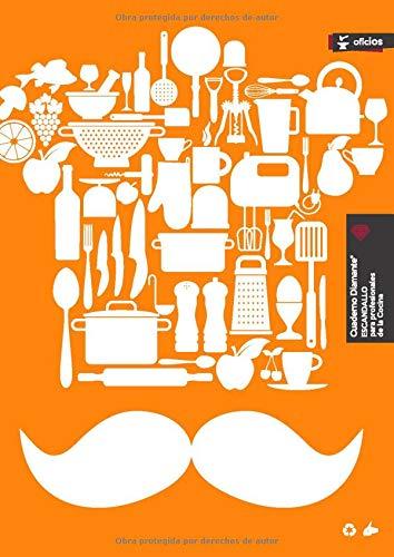 Cuaderno Diamante® ESCANDALLO para profesionales de la Cocina