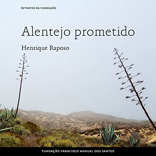 Alentejo Prometido audiobook cover art