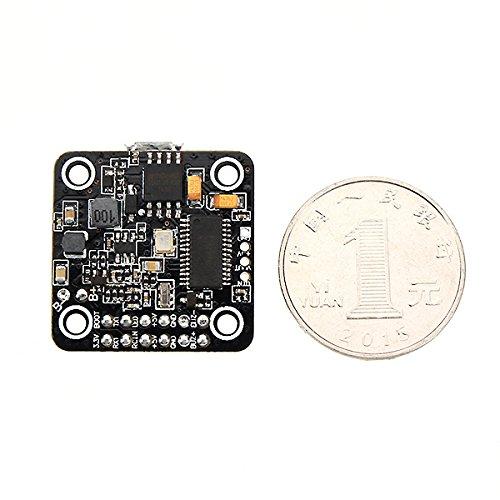 BliliDIY Micro 20X20Mm Betaflight Omnibus Stm32F4 F4 Controlador De Vuelo Bec Osd Incorporado para RC FPV Racing Drone