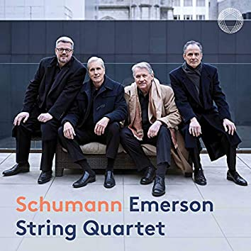 R. Schumann: String Quartets Nos. 1-3, Op. 41