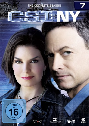 CSI: NY - Season 7 [6 DVDs]