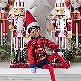 5 piezas incluso 4 Elf Bebés Elfos behavin mal Elfo Bebé Fiesta Set