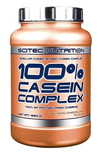 Scitec Nutrition Protein Caseïne Complex, Belgische chocolade, 920g