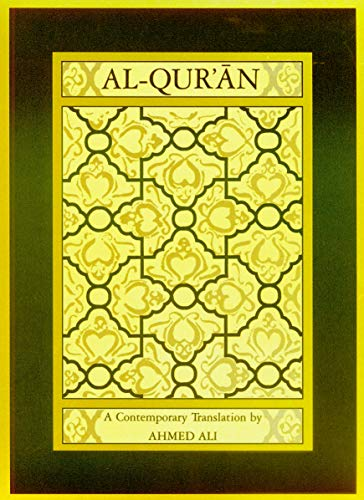 Al-Qur'an: A Contemporary Translation (Princeton Paperbacks)