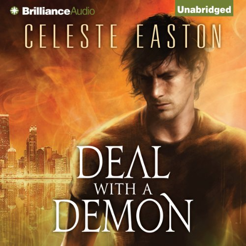 Deal with a Demon audiobook cover art