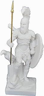 Estia CreationsアレスSculpture Ancient Greek God of War Statue