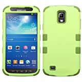 MyBat Cell Phone Case for Samsung I537 - Retail Packaging - Green/Olive