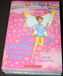 The Sports Fairies Complete Set, Books 1-7: Helena the Horse-Riding Fairy, Stacey the Soccer Fairy, Zoe the Skating Fairy, Brittany the Basketball Fairy, Samantha the Swimming Fairy, Alice the Tennis