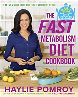 how many calories on the fast metabolism diet