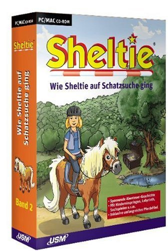 Sheltie Band 2 - Wie Sheltie auf Schatzsuche ging