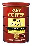 キーコーヒー モカブレンド 粉 340g