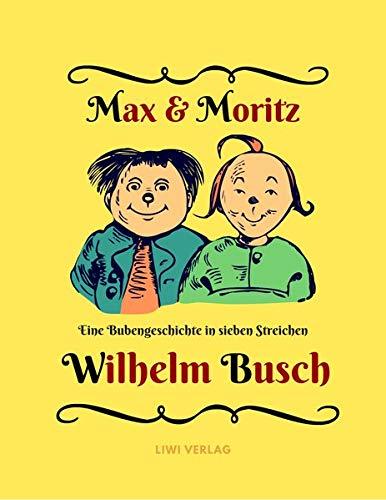 150-jähriges Jubiläum von Max und Moritz