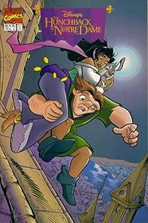Disney's The Hunchback Of Notre Dame #1 (Marvel Comics)