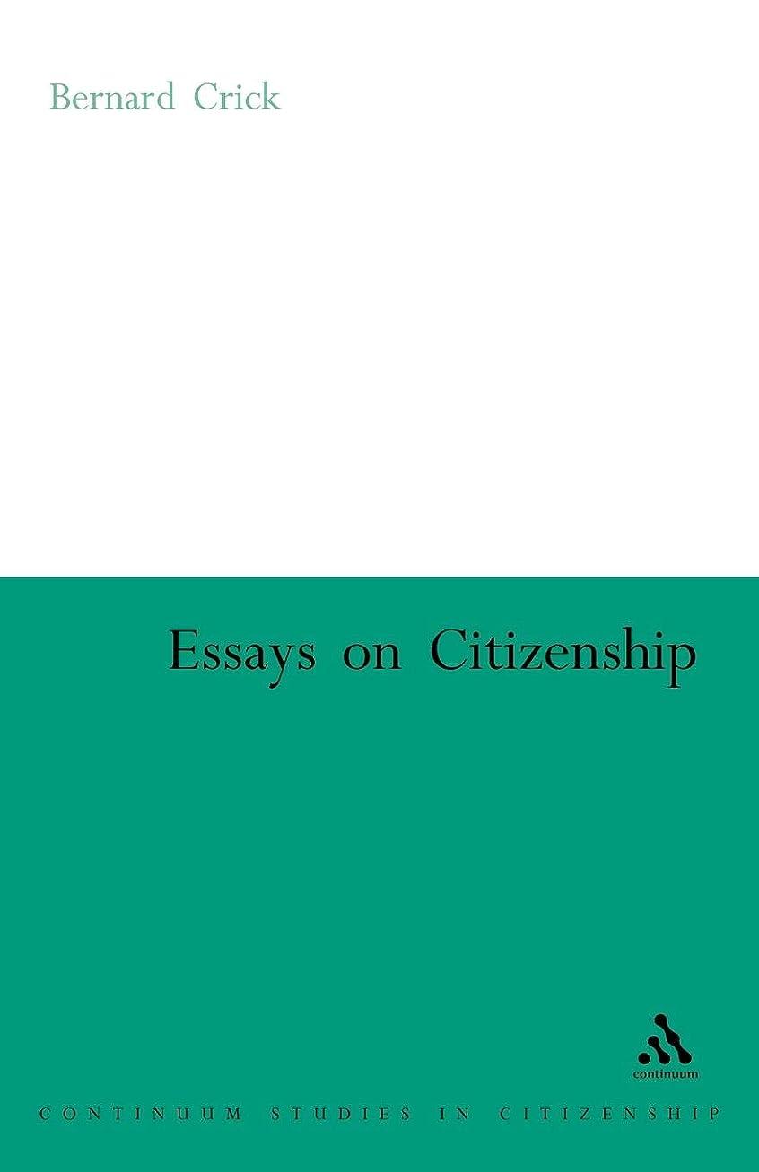 力学指紋ステップEssays On Citizenship (Continuum Collection)